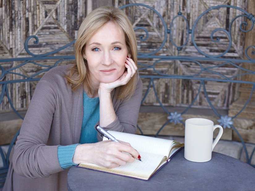 The One about J.K. Rowling and the Necessity ofFailure