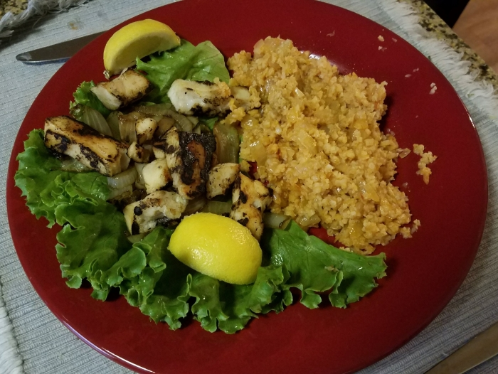 Whole30: Day 20