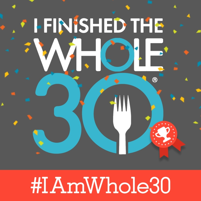 Whole30: Day 30!